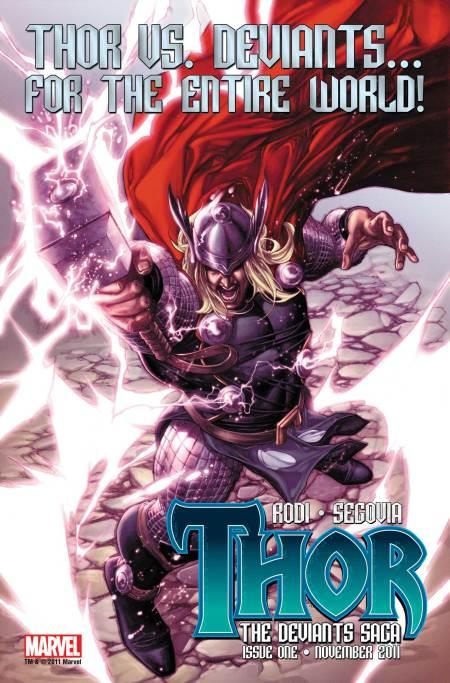 Thor Deviants Teaser