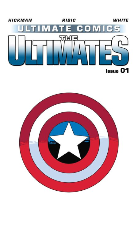Ultimate Comics Ultimates #1 Cover Polybag