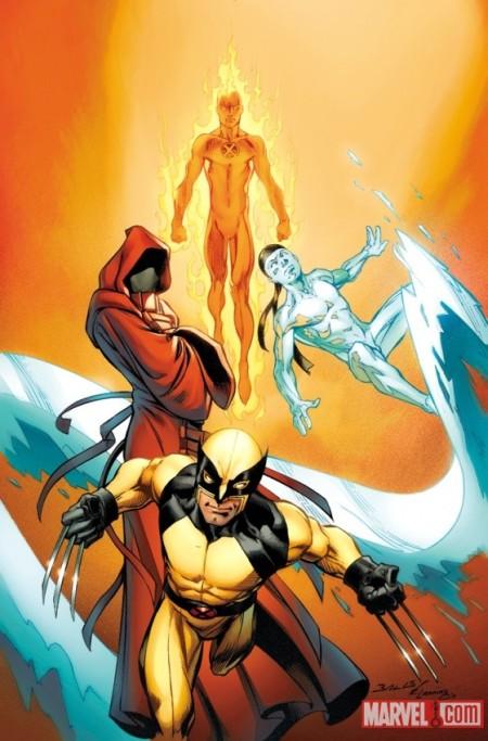 Ultimate Comics X-Men #1 Bagley Variant