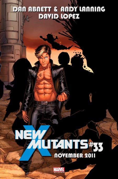 X-Men Regenesis New Mutants