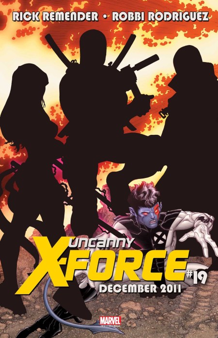 X-Men Regenesis Uncanny X-Force