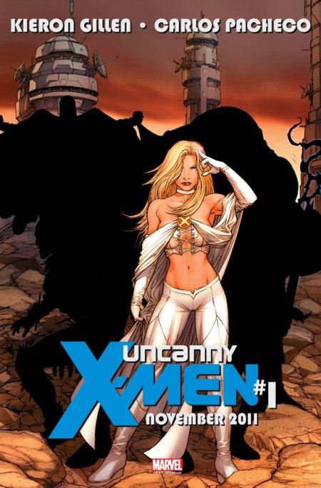 X-Men Regenesis UNCANNY X-MEN #1