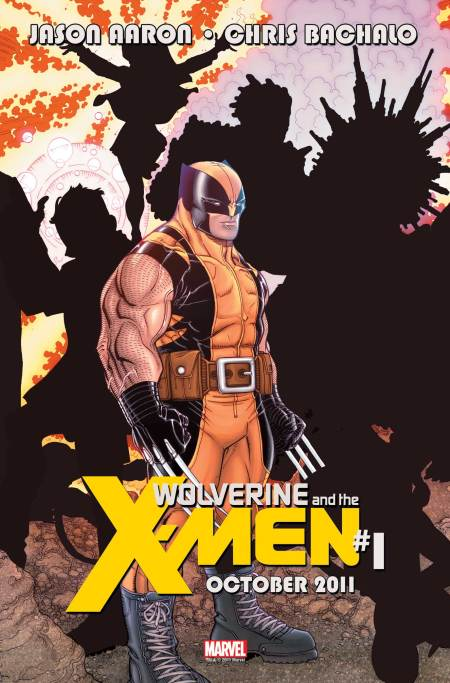 X-Men Regenesis: Wolverine And The X-Men