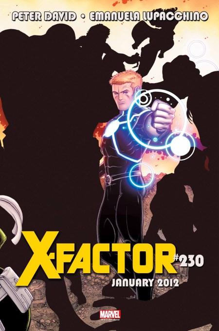 X-Men Regenesis X-Factor