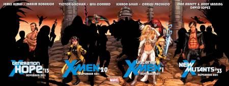 X-Men Regenesis DK 1