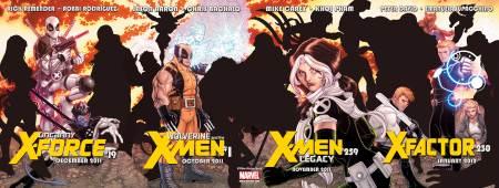 X-Men Regenesis NB 1