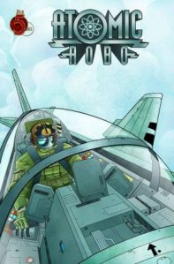 Atomic Robo Ghost of Station X #1 Cover