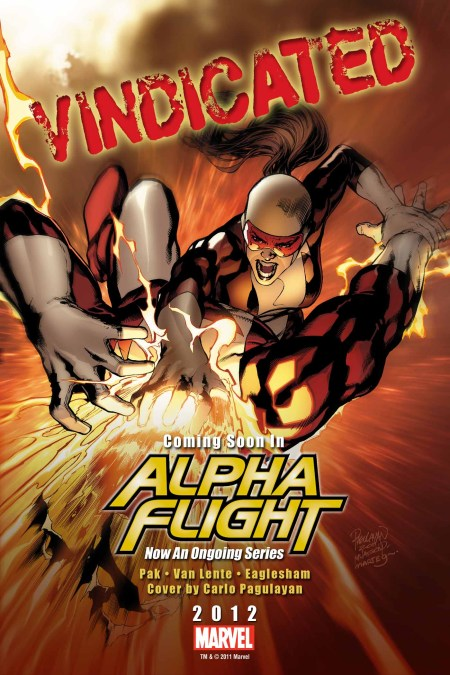 Coming Soon In ALPHA FLIGHT 3
