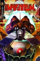 Critical Millennium #4 Cover