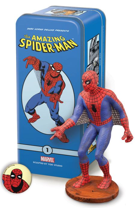 Dark Horse Deluxe Presents The Amazing Spider-Man