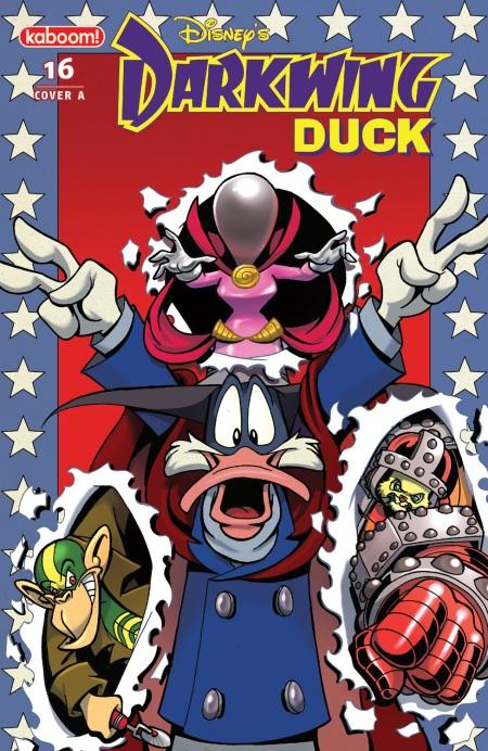Darkwing Duck #16 CVR A