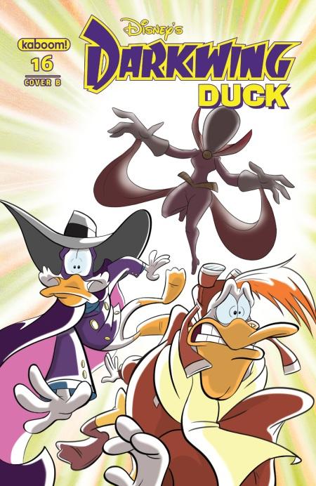 Darkwing Duck #16 CVR B