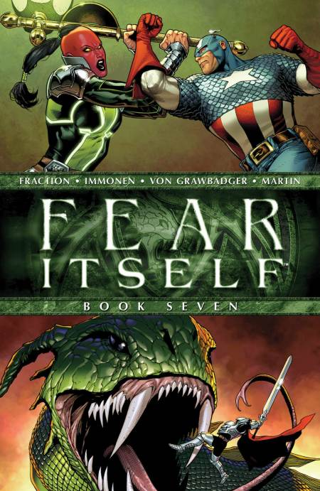 Fear Itself #7 Cover