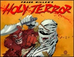 Frank Miller Holy Terror