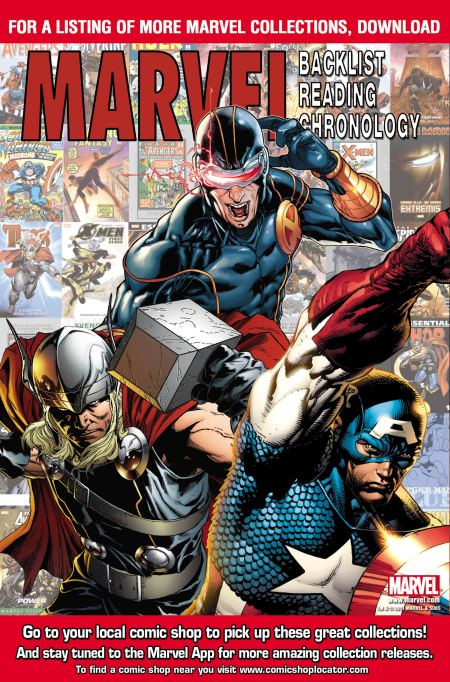 Marvel Digital Collections
