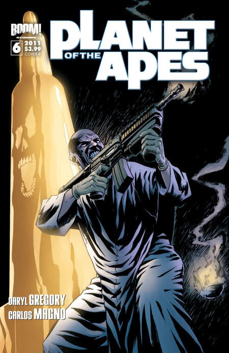 Planet Of The Apes #6 CVR B
