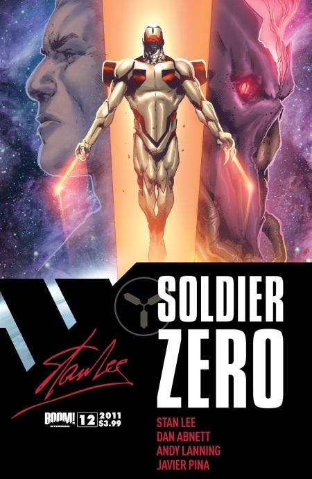 Soldier Zero #12 CVR A