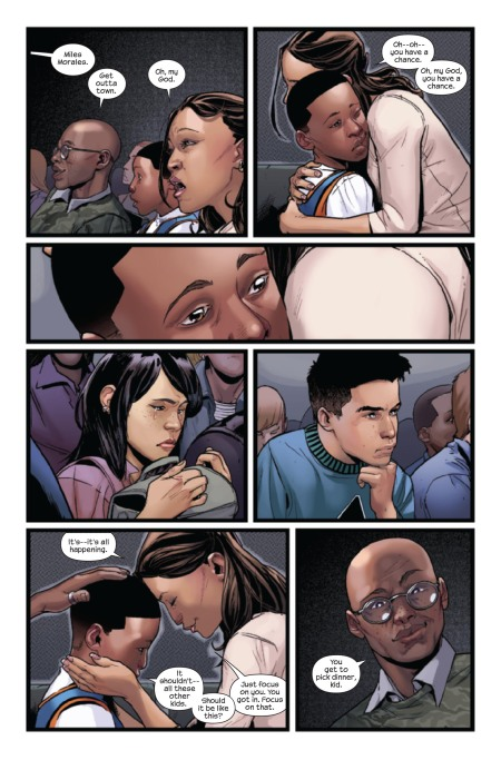 Ultimate Comics Spider-Man #1 Preview3