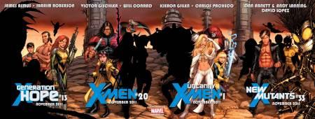 X-Men Regenesis DK 2