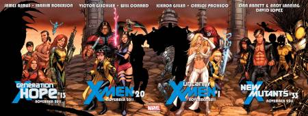 X-Men Regenesis DK 3