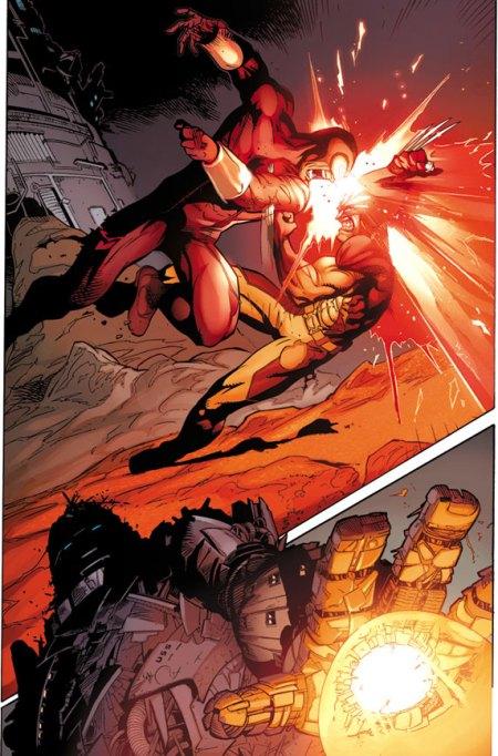 X-Men: Schism #5 Preview1