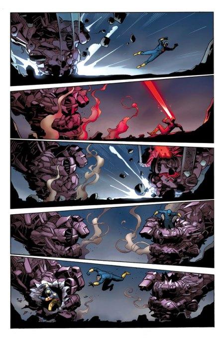 X-Men: Schism #5 Preview2
