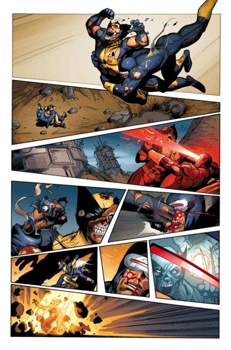 X-Men: Schism #5 Preview3