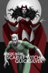 Avengers Origins: Scarlet Witch & Quicksilver Cover