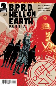 B.P.R.D. Hell on Earth Russia #1