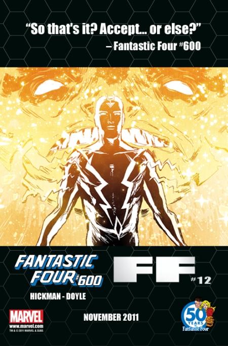 Fantastic Four #600 Tease 2