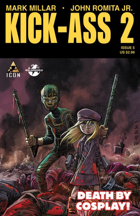 Kick-Ass 2 #5 Cover