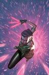 New Mutants #34 Cover