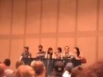 Kickstarter Panel at New York Comic Con