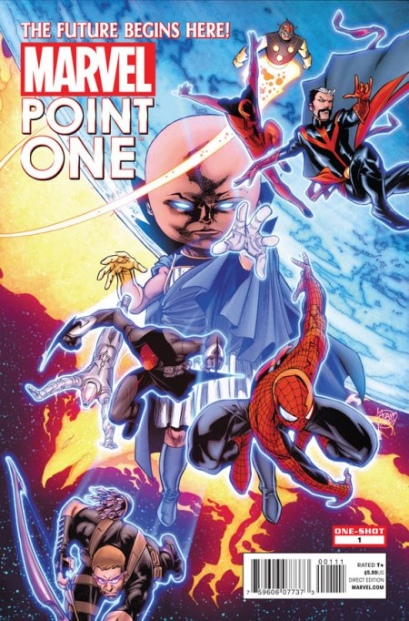 POINT ONE COVER