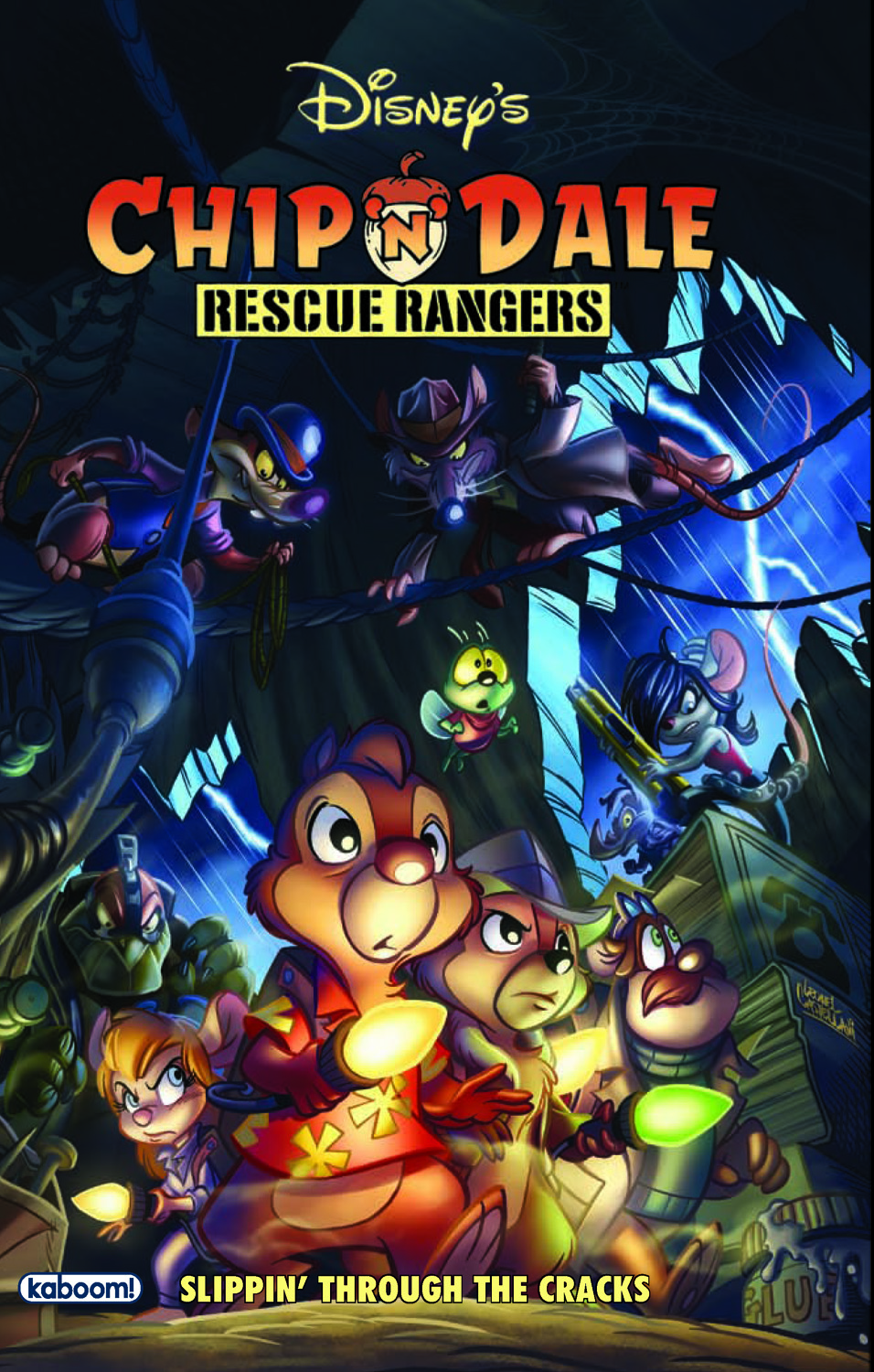Preview Chip N Dale Rescue Rangers Slipin Through