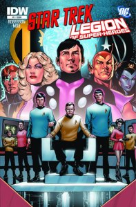 Star Trek/Legion of Super-Heroes #1