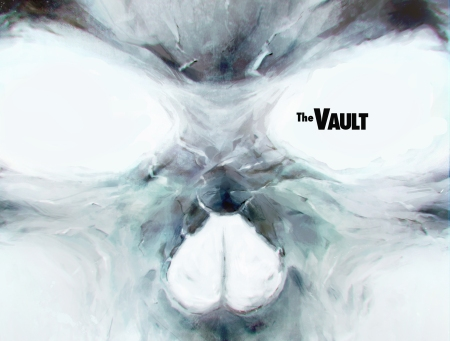 The Vault #3 Cover NYCC