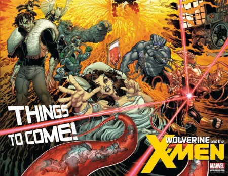 Things To Come Wolverine & the X-Men