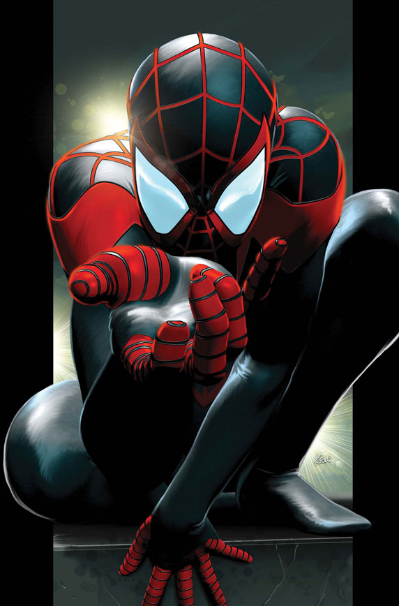 Miles Morales Meets His Destiny In Ultimate Comics Spider ...