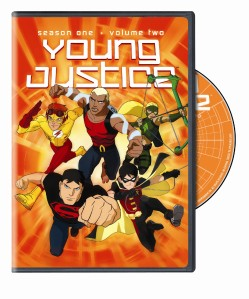 Young Justice Season 1 Vol 2 Boxart