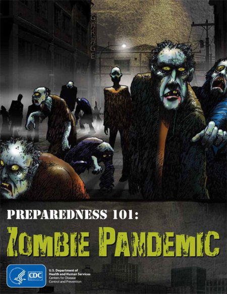 Preparedness 101: Zombie Pandemic Cover