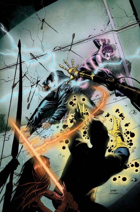 New Mutants #35 Cover