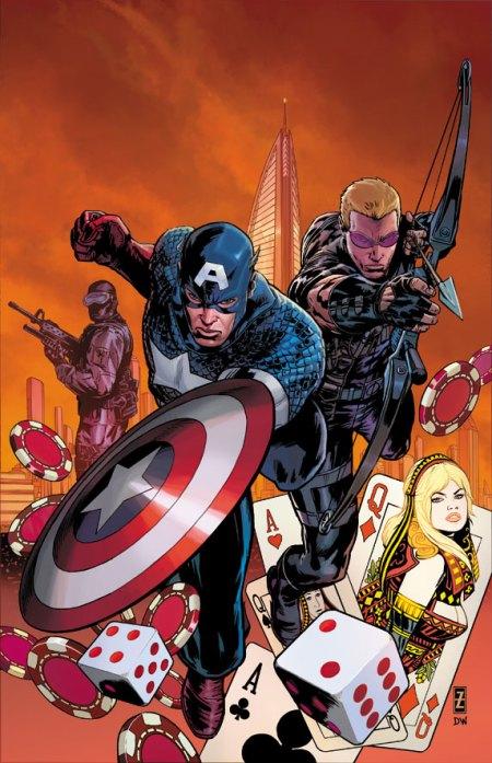 Secret Avengers #21.1 Cover