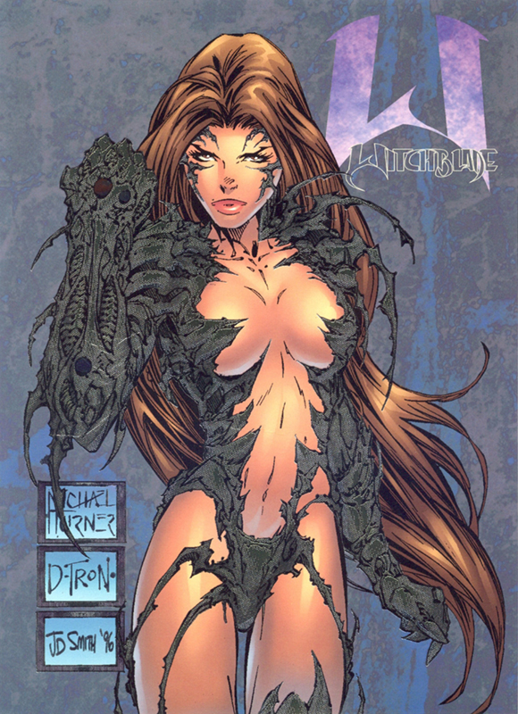 Image of Witchblade-1