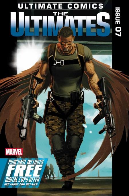 Ultimate Comics Ultimates #7 Cover