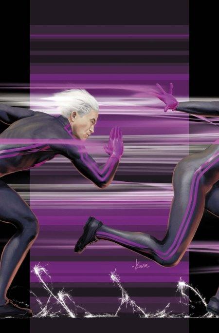 Ultimate Comics X-Men #4 Cover
