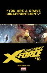 Uncanny X-Force #18 Teaser 1