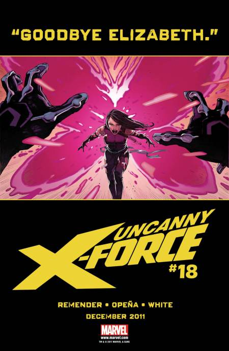 Uncanny X-Force #18 Teaser 3