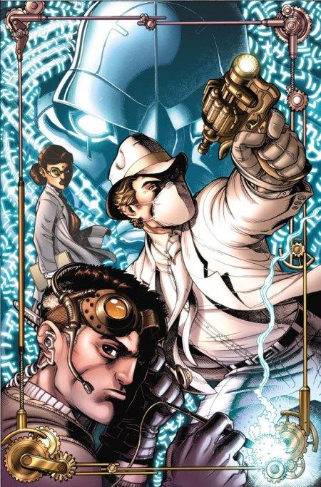 X-Club #1 Cover