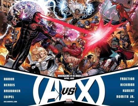 Avengers VS X-Men Teaser